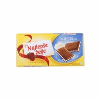 Stark Najlepse Zelje Milk Cream Chocolate 100g