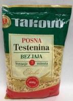 Swisslion-Takovo Pasta without Eggs (Posno) 400g