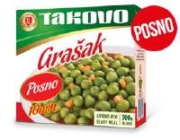 Swisslion-Takovo Lenten Peas 300g