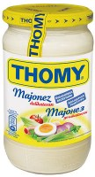 Thomy Delikatess Mayonnaise Glass Jar 650ml
