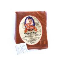 Todoric Double Smoked Pork Bacon Svinjska Slanina Approx. 1 lb