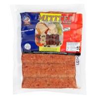 Todoric Romanian Mititei Sausage Approx 2 lbs F
