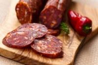 Todoric Sremska Pork Sausage approx 1.4lbs PLU 143 F