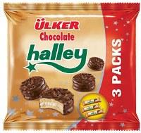 Ulker Choco Sandwich Cookies- 3 pack 231g