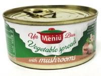 Un Meniu Bun Vegetable Pate with Mushrooms 120g