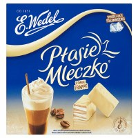 E. Wedel Frappe Marshmallow Squares 380g