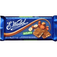 E. Wedel Chocolate with Hazelnuts 100g