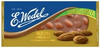 E. Wedel Luxury Chocolate with Almonds 160g