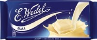 E. Wedel White Chocolate 90g.
