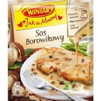 Winiary Boletus Mushroom Sauce (Sos Borowikowy) 33g