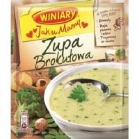 Winiary Broccoli Soup (Zupa Brokutowa) 49g