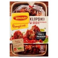 Winiary Seasoning for Meatballs Bolognese (Klopsiki w sosie bolonskim) 37g