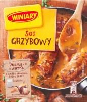Winiary Mushroom Sauce (Sos Grzybowy) 28g