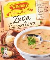 Winiary Boletus Mushroom Soup (Zupa Borowikowa) 44g
