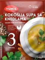Yumis Chicken Soup with Dumplings 45g