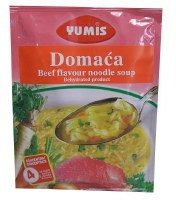 Yumis Beef Soup 65g