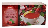 Yumis Cranberry Brusnica Tea 35g
