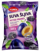 Yumis Pitted Prunes 200g