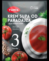 Yumis Tomato Cream Soup 65g