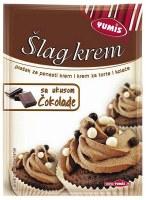 Yumis Chocolate Flavored Whipped Cream 60g