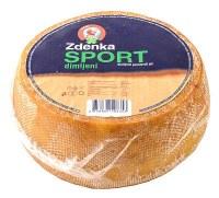 Zdenka Sport Smoked Semi-Hard Cheese 600g