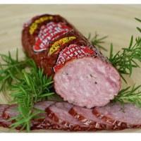 Belmont Zywiecka Sausage Approx. 3 lbs PLU 27 F