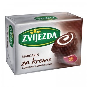Zvijezda Margarin for Creams and Cakes 250g R