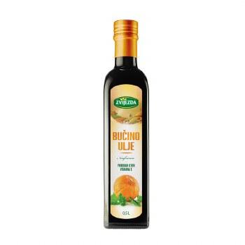 Zvijezda Pumpkin Seed Oil 500ml