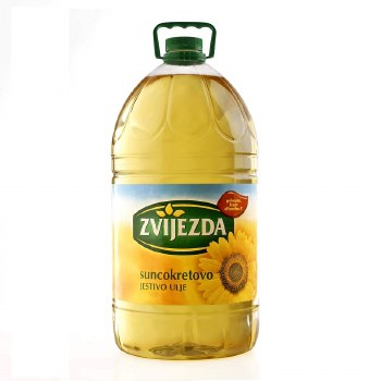 Zvijezda Sunflower Oil 3L