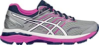Asics Women's GT 2000 5 -Extra Wide (Mid Grey / White / Pink Glow)