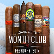Cigars of the Month Club
