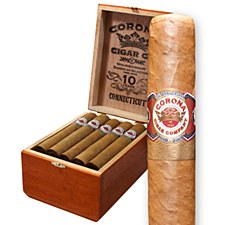 Corona Dominican 10th Anniversary Double Phatt Connecticut Cigars