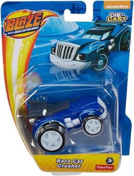 BLAZE & MONSTER MACHINE RACE CAR CRUSHER