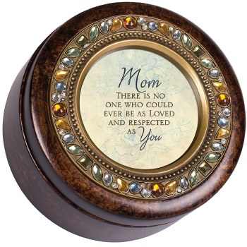 COTTAGE GARDEN MUSIC BOX MOM THERE IS