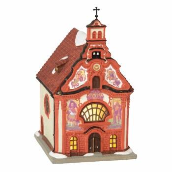 D56 ALPINE HOLY GHOST CHURCH