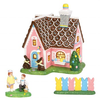 D56 SNOW VILLAGE EASTER SWEETS