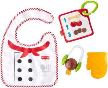FISHER PRICE CUTEST CHEF GIFTSET