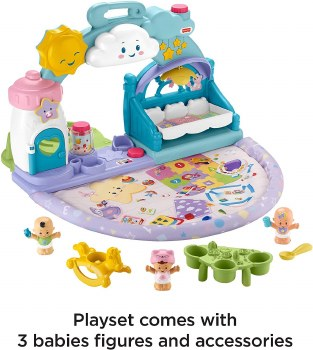 FP LITTLE PEOPLE 1-2-3 BABIES PLAYDATE