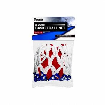FRANKLIN R/W/B BASKETBALL NET