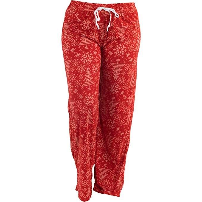 Hello Mello Lounge Pants M L Nowflakes