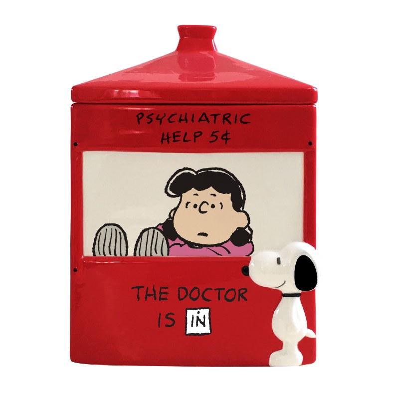 Peanuts Lucy Cookie Jar Marco S Emporium
