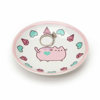 OUR NAME IS MUD PUSHEEN TRAY PINK