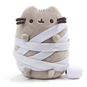 PUSHEEN HALLOWEEN MUMMY 5""