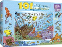 101 THING TO SPOT UNDERWATER PUZZLE