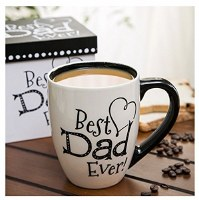 18oz CERAMIC CUP W/BOX DAD