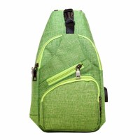 NUPOUCH DAY PACK APPLE GREEN