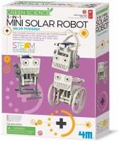 3-IN-1 MINI SOLAR ROBOT