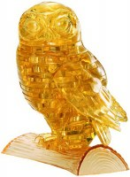 3D CRYSTAL PUZZLE OWL