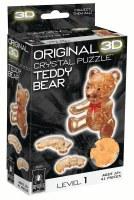 3D CRYSTAL PUZZLE TEDDY BEAR