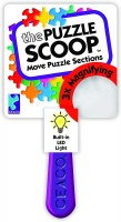 3X MAGNIFYING PUZZLE SCOOP